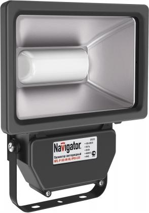 Светодиодный прожектор Navigator 94630 NFL-P-30-4K-BL-IP65-LED черный (аналог ИО 300 Вт) (12)