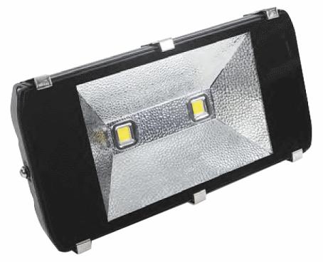 Светодиодный прожектор LED Jazzway PFL -160W черный