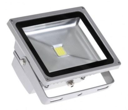 Светодиодный прожектор LED Jazzway PFL -20W красный