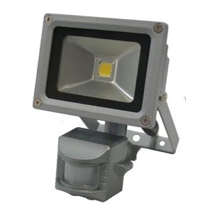 Светодиодный прожектор LED Jazzway PFL -20W + сенсор