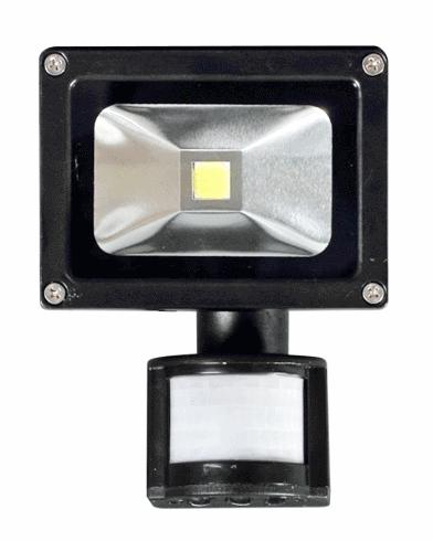 Светодиодный прожектор LED Jazzway PFL -10W + сенсор