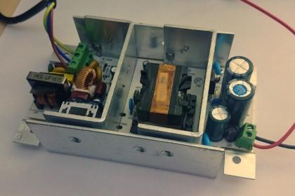100Вт. светодиодный драйвер 3А 30-38V IP20 б/у