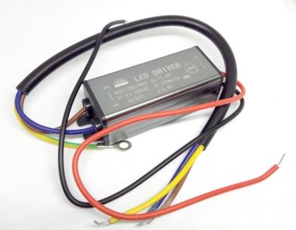 Светодиодный драйвер 10W 300mA 22-38V IP67