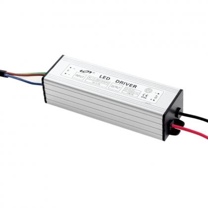 Светодиодный драйвер 50 Вт. 20-39 Вольт 1500mA IP65 новый