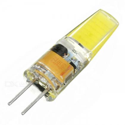 Светодиодная лампа G4 3W COB 290 лм. 5500K AC/DC12V