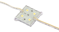 Модуль 5050/4leds DC12V 6000-7000K IP65 12V