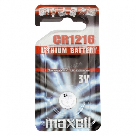 Батарейка MAXELL CR1216 BL 1/10