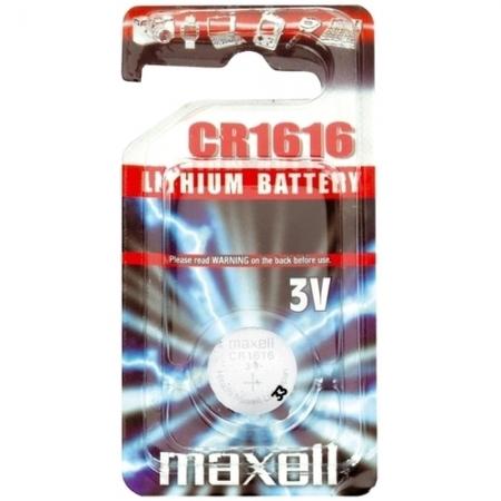 Батарейка MAXELL CR1616 BL 1/20