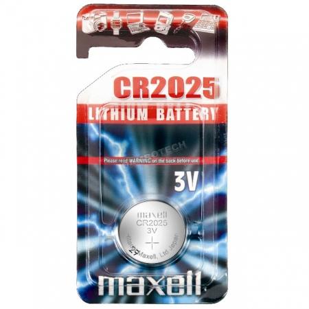 Батарейка MAXELL CR2025 BL 2/20/200