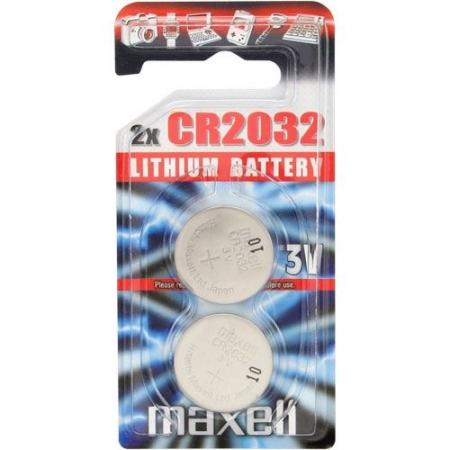 Батарейка MAXELL CR2032 BL 2/20/200