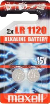 Батарейка MAXELL LR-1120(391-G8) 2/20