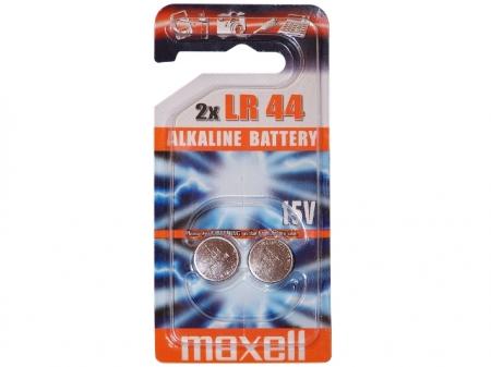 Батарейка MAXELL LR-44 (357-G13) 2/20/200