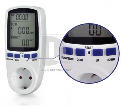 Измеритель-анализатор расхода электроэнергии BG 16A