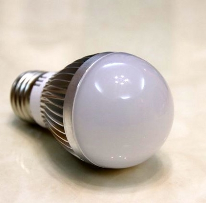Светодиодная лампа G50 3W 250 лм. E27 4000K 180 гр. 220V