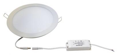 Светильник LED встраив PPL-R24012 18W 1620Lm 4000K