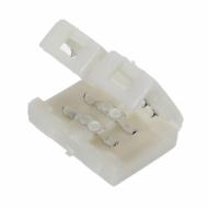 Коннектор 2 pin для одноцветных светодиодных лент 10 мм.
