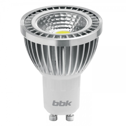 Светодиодная лампа BBK PAR16 PC334C 3.3W COB 4500K GU10