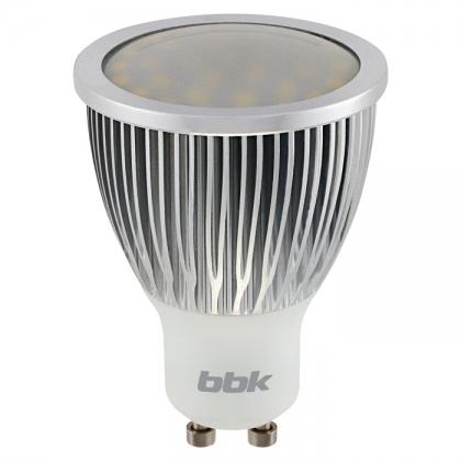 Светодиодная лампа BBK PAR16 P654F 6.5W 4500K GU 10