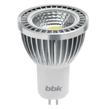 Светодиодная лампа BBK MR-16 MB334C 3.3W COB 4500K GU5.3