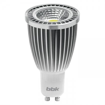 Светодиодная лампа BBK PAR16 PC74C 7W COB 4500K GU 10