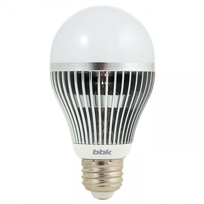Светодиодная лампа BBK A65 A1003F 10w 835 лм. 3000K E27