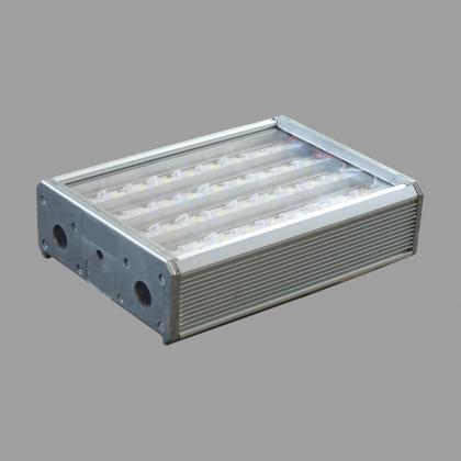 Светодиодный прожектор 60Вт. 9860лм. 4000K IP66 (46,76 90 , 140 гр. оптика) пр-во Россия