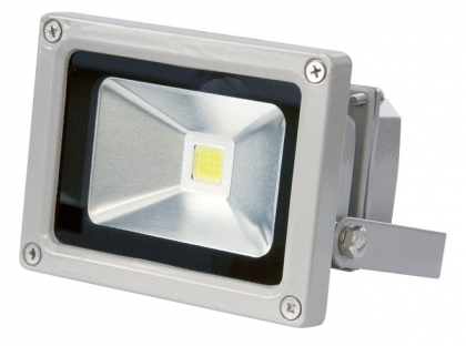 Светодиодный прожектор LED Jazzway PFL -10W зеленый