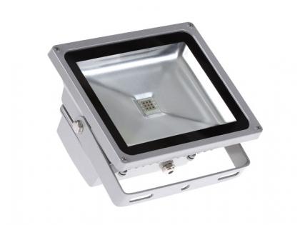 Светодиодный прожектор Jazzway PFL -10W RGB